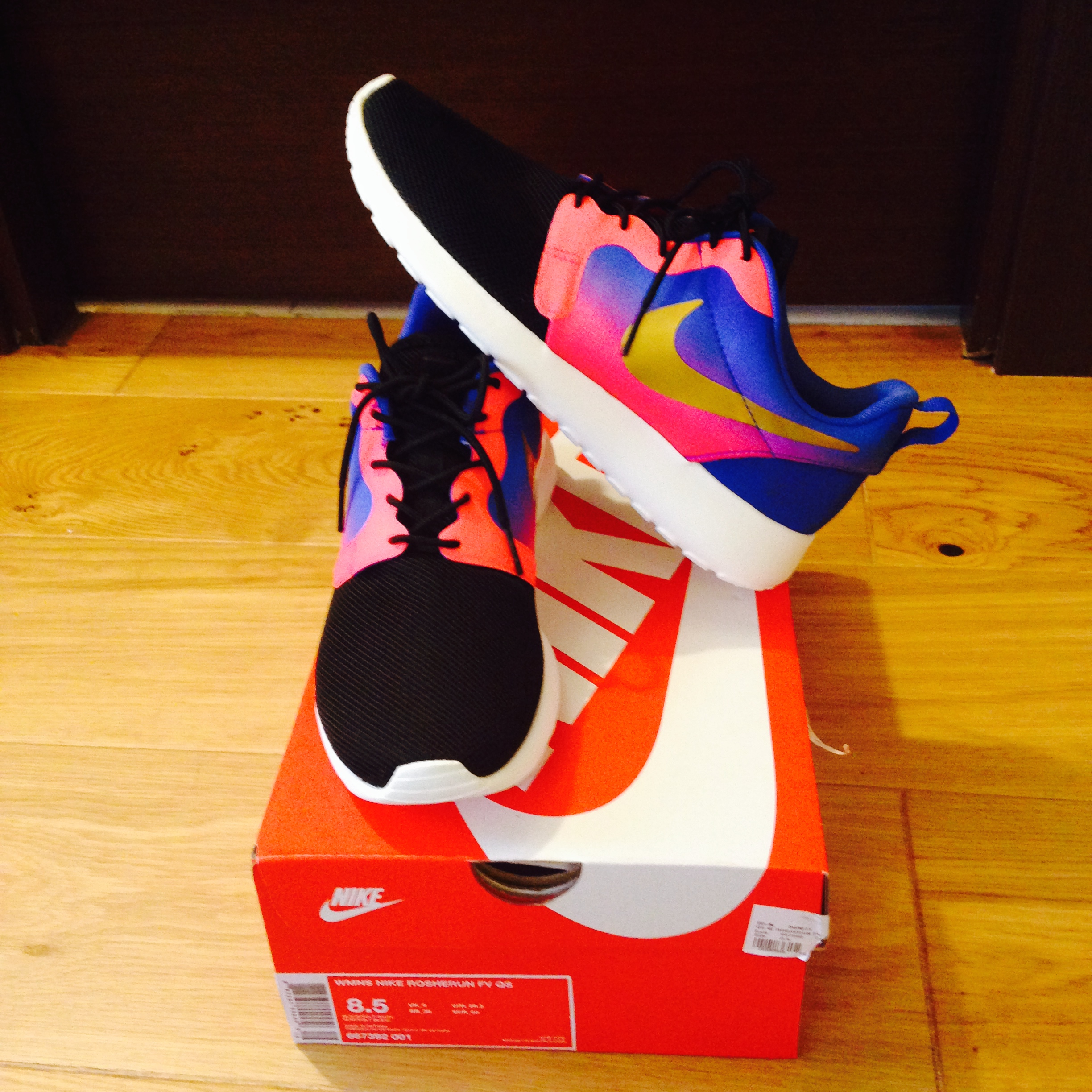Pairs Of Nike Shoes